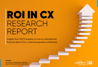 Return On Investment In Customer Experience: Trend Report