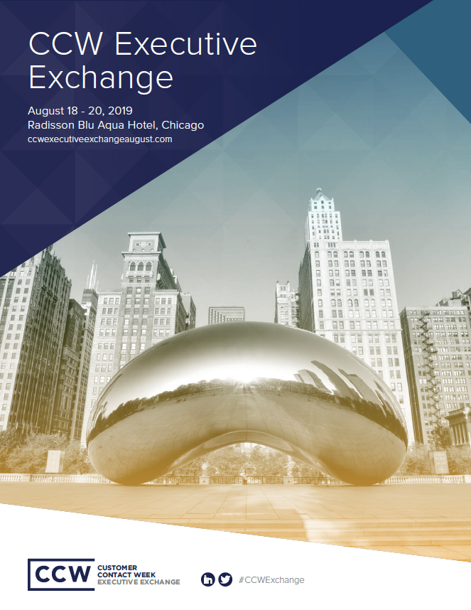 Take a look at the CCW Executive Exchange Brochure