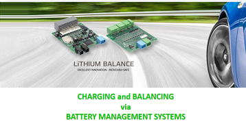 "Lithium Balance Presentation on ""Charging and Balancing via BMS"""