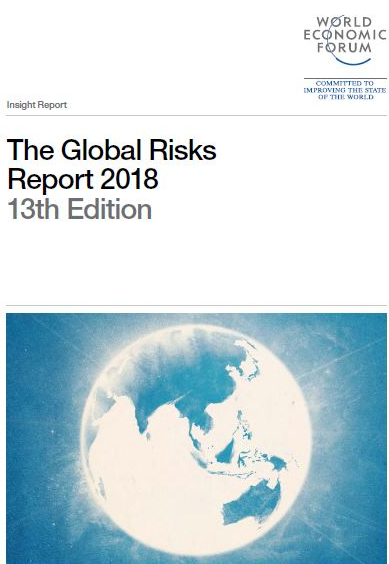 World Economic Forum's - Global Risk Report 2018