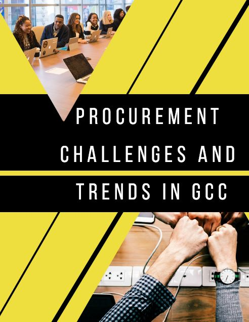 Procurement challenges and trends in the GCC