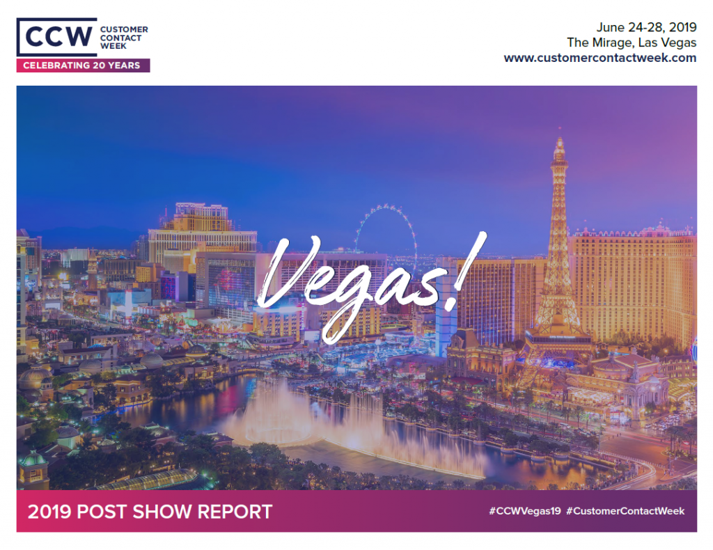 2019 Post Show Report | CCW Las Vegas