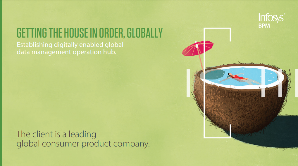 Infosys BPM Case Study: Getting the House in Order, Globally
