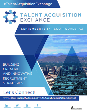 Download the 2020 Talent Acquisition Exchange Agenda