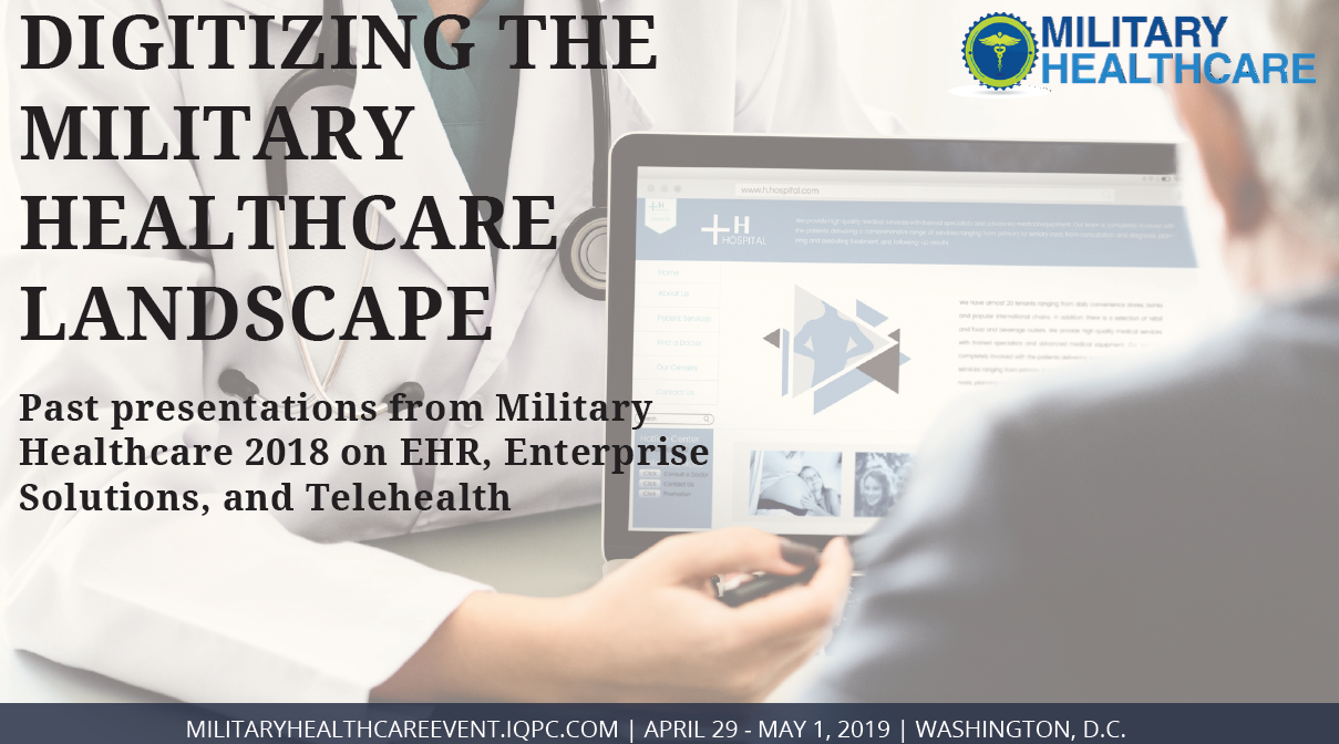 Digitizing the Military Healthcare Landscape