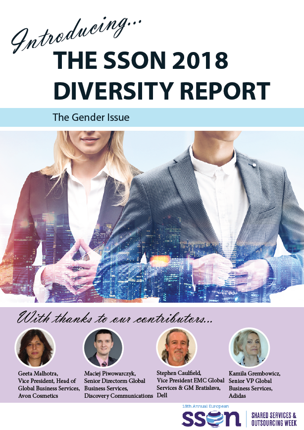 SSON Diversity Report 2018: The Gender Issue
