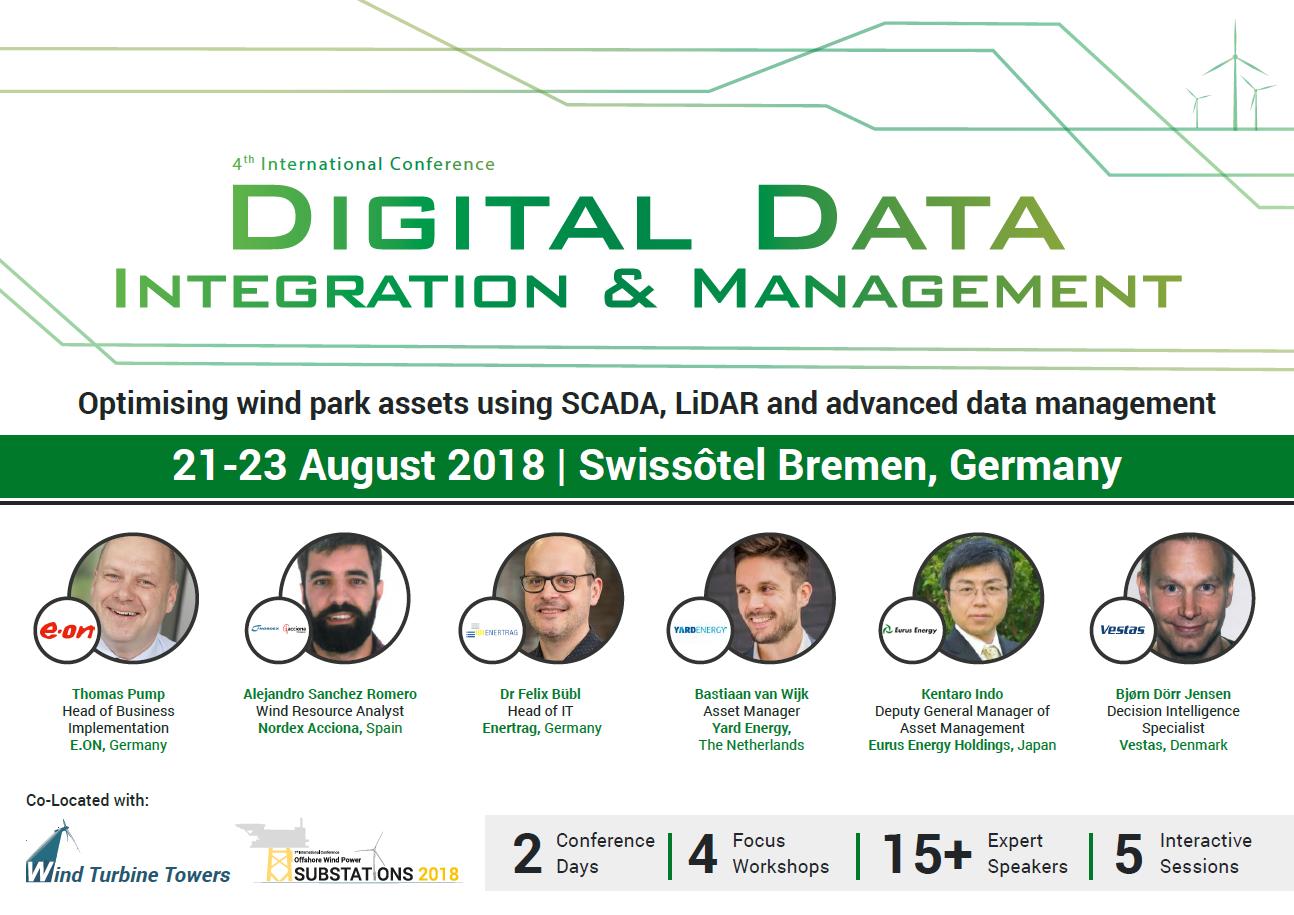 Wind Digital Data Management Agenda