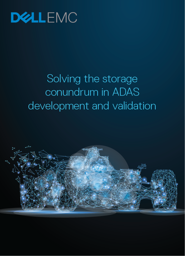 Solving the Storage Conundrum in ADAS Development and Validation
