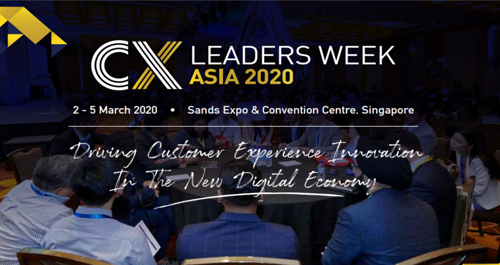View Your Event Guide - CX Leaders Week Asia 2020