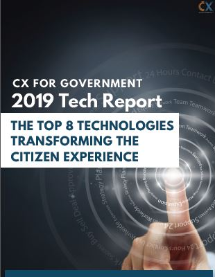 The Top 7 Technologies Transforming the Citizen Experience