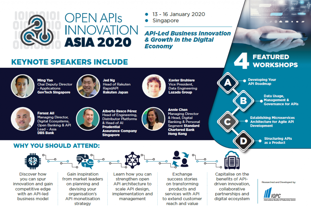 View the Open APIs Innovation Asia 2020 Event Guide