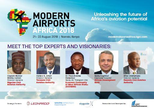 Brochure - Modern Airports Africa 2018