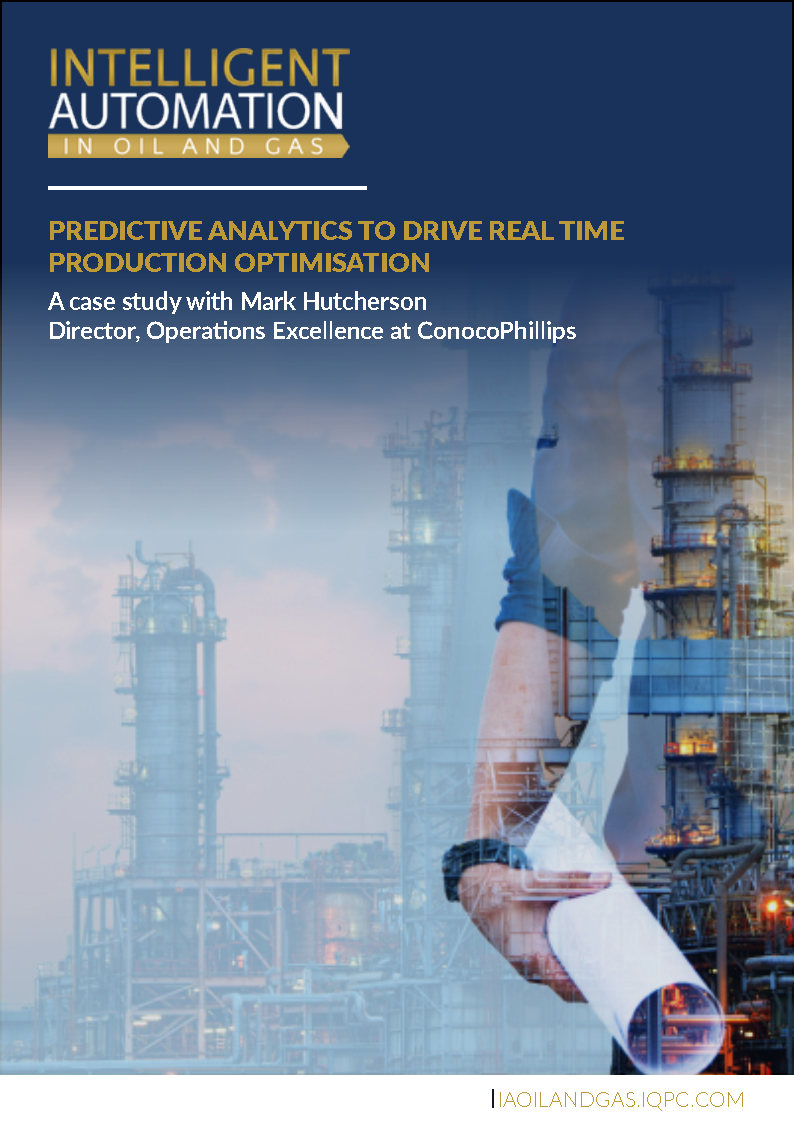 Predictive Analytics to Drive Real Time Production Optimisation