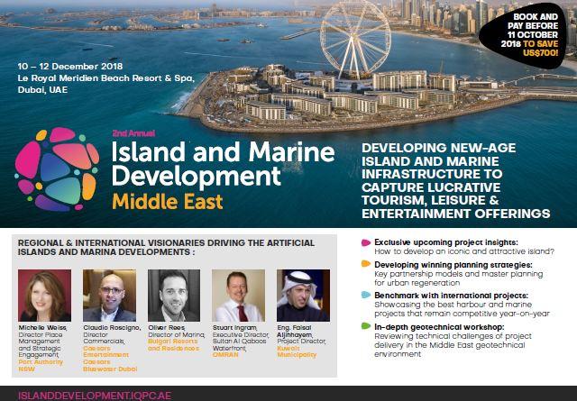 Brochure: 2nd Annual Island & Marine Development Middle East