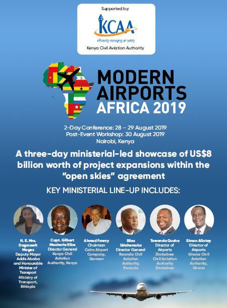 Modern Airports Africa Summit 2019