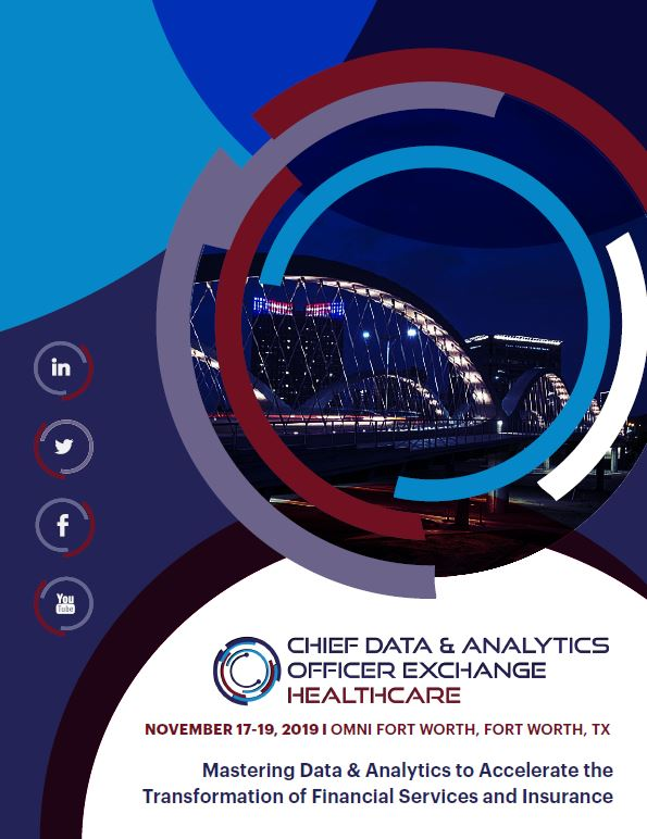 View the 2019 CDAO Healthcare Exchange Agenda!