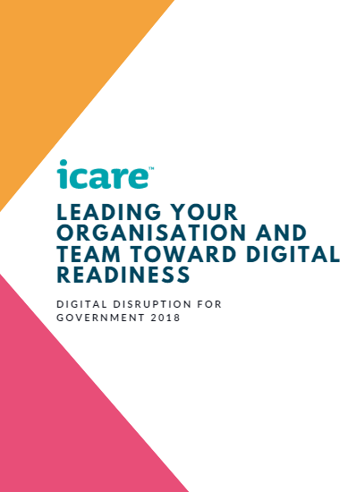 Leading your Organisation and Team Toward Digital Readiness