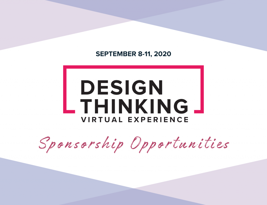 Design Thinking VX Sponsorship Kit