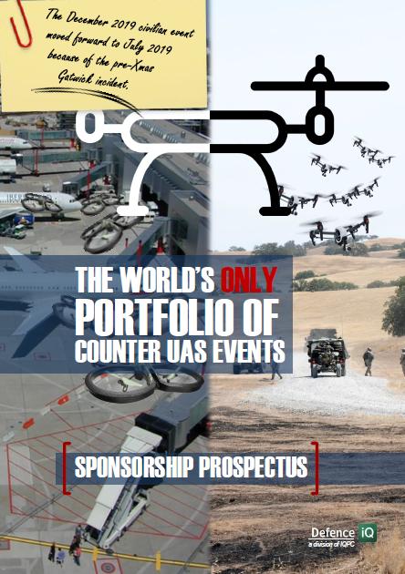 Counter UAS Sponsorship Prospectus