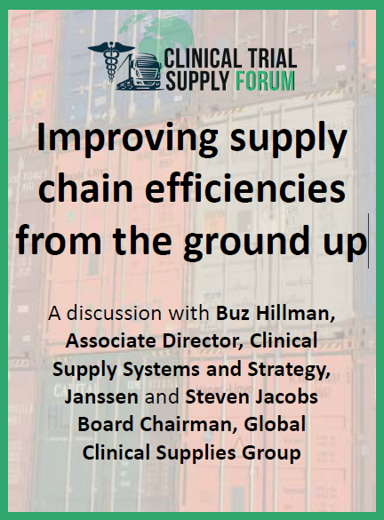 Improving Supply Chain Efficiencies From The Ground Up