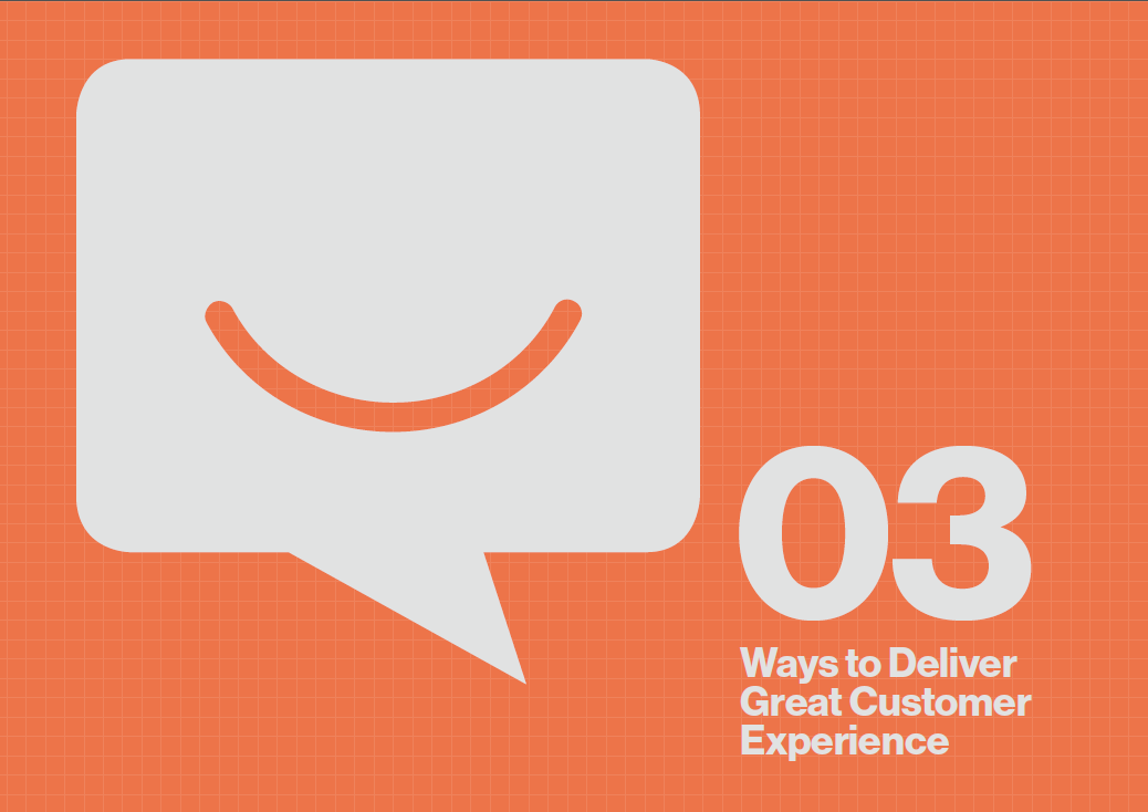 Download the Article - Three Ways to Deliver Great Customer Experience