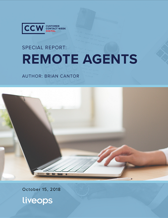 Special Report: Remote Agents