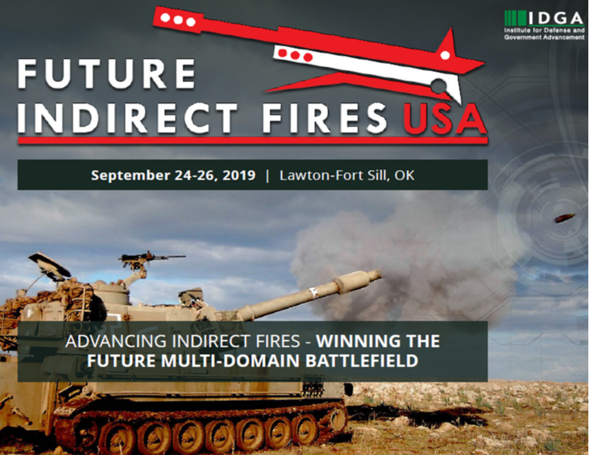 Future Indirect Fires 2019 Event Guide