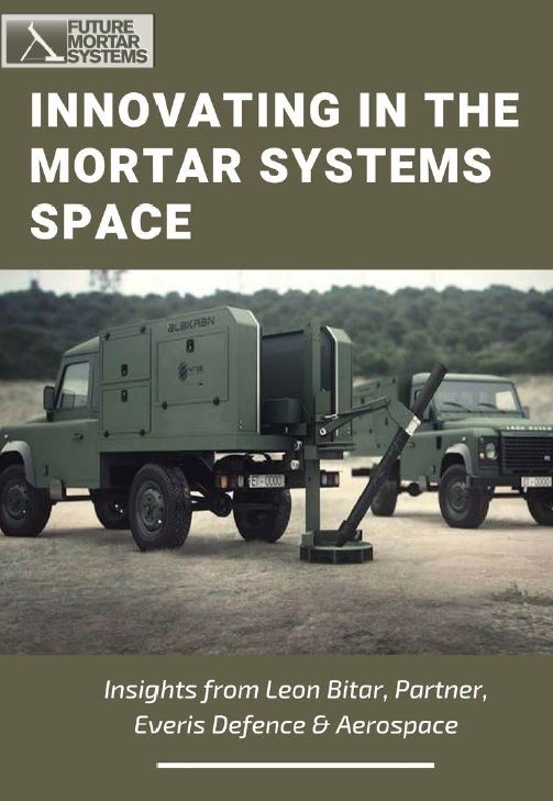 Innovating in the mortar systems space: Insights from Everis Defence & Space