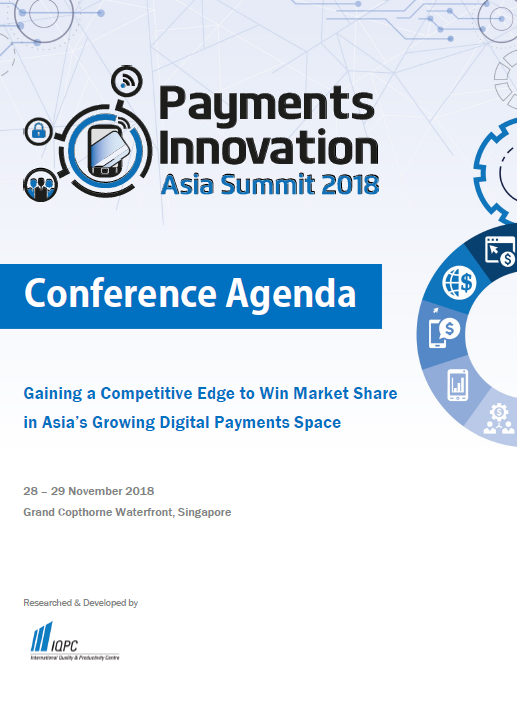 Thank you for your interest in Payments Innovation Asia Summit