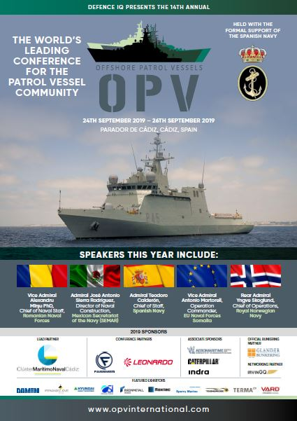 Offshore Patrol Vessels International Event Guide