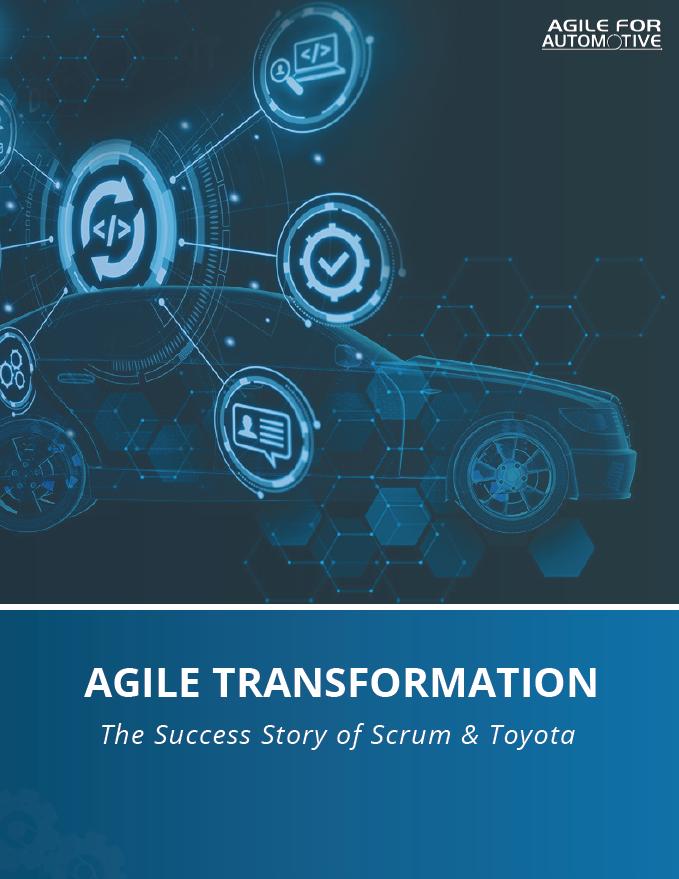 Agile Transformation Spotlight: The Success Story of Scrum & Toyota