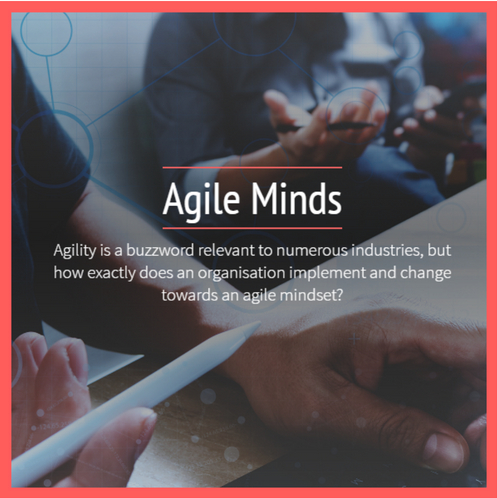 Agile Minds - Exclusive interview with Nordea and the NHS National Services Scotland