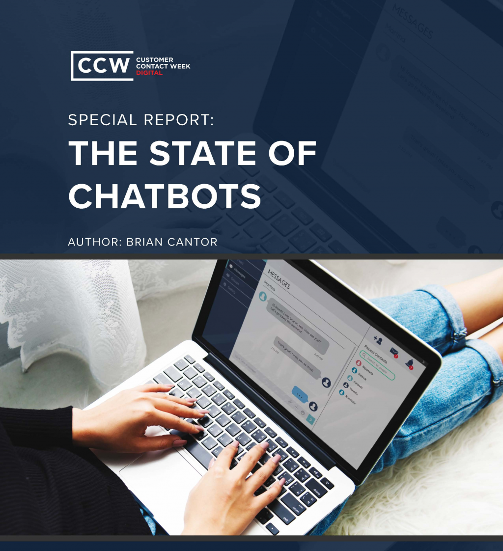 Download the Report - The State of Chatbots