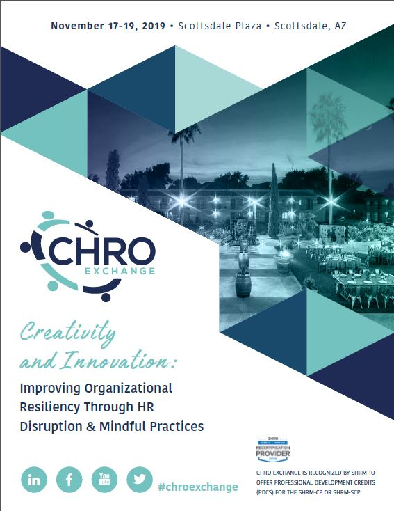 2019 CHRO Exchange Agenda