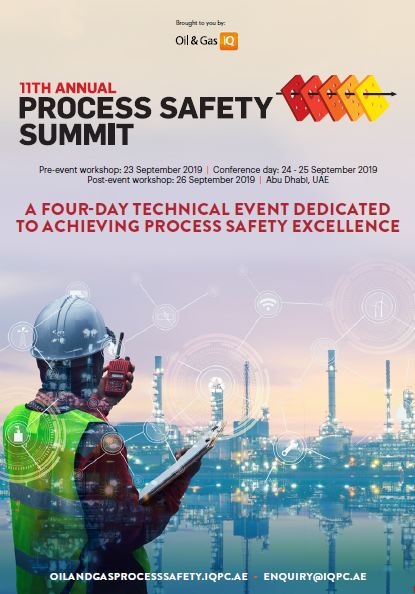 Brochure: 11th Annual Process Safety Summit