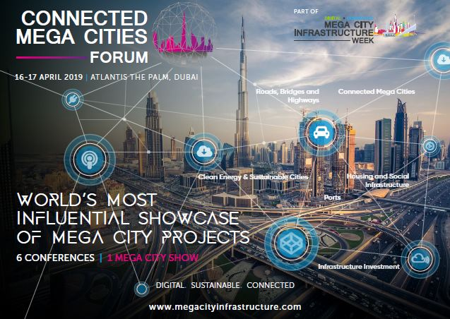 Brochure: Connected Mega Cities Forum