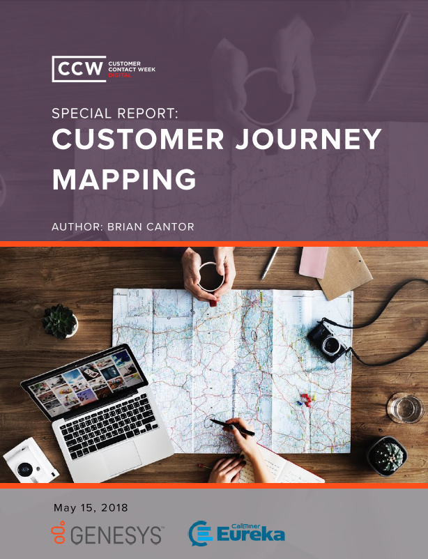 Special Report: Customer Journey Mapping