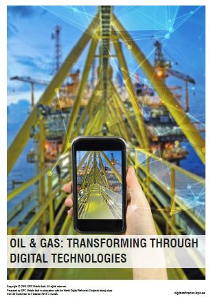Whitepaper on transforming oil and gas through digital technologies