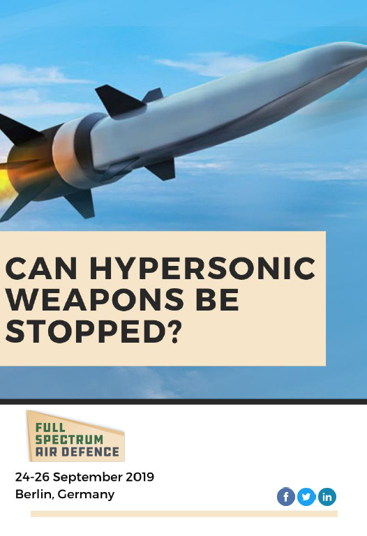 Can hypersonic weapons be stopped?