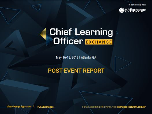 2018 CLO Exchange East Post Event Report