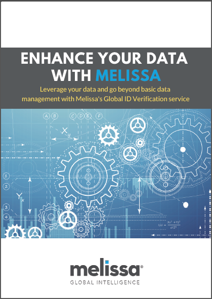 Global ID Verification with Melissa