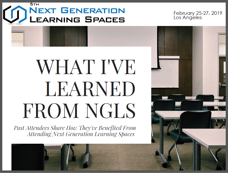 Past Delegate Perspectives: What I've Learned from Past NGLS Events