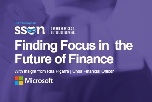 Finding Focus in  the Future of Finance exclusive interview with Rita Piçarra | SSOW Europe 2020