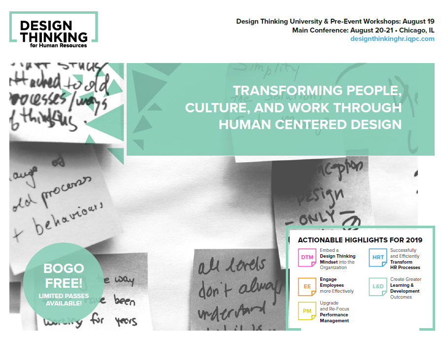 Design Thinking for HR - Solution Provider's Guide