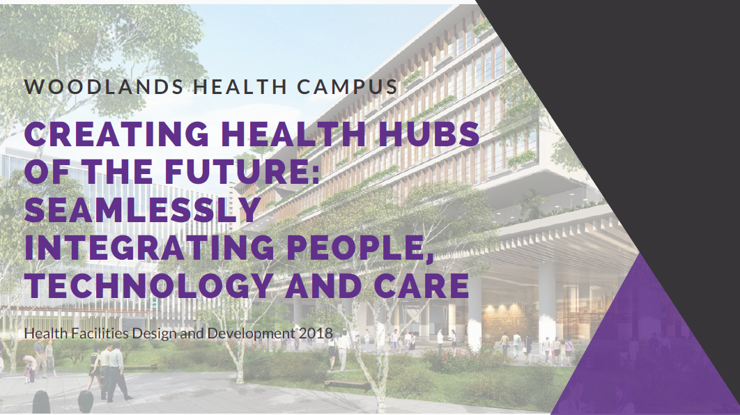 Creating Health Hubs of the Future: Seamlessly Integrating People, Technology and Care