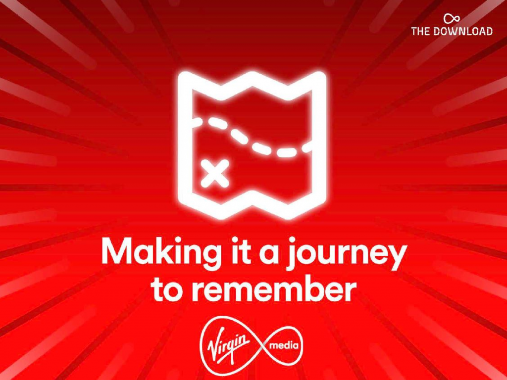 Past Presentation: Insights Virgin Media - Making it a Journey to Remember