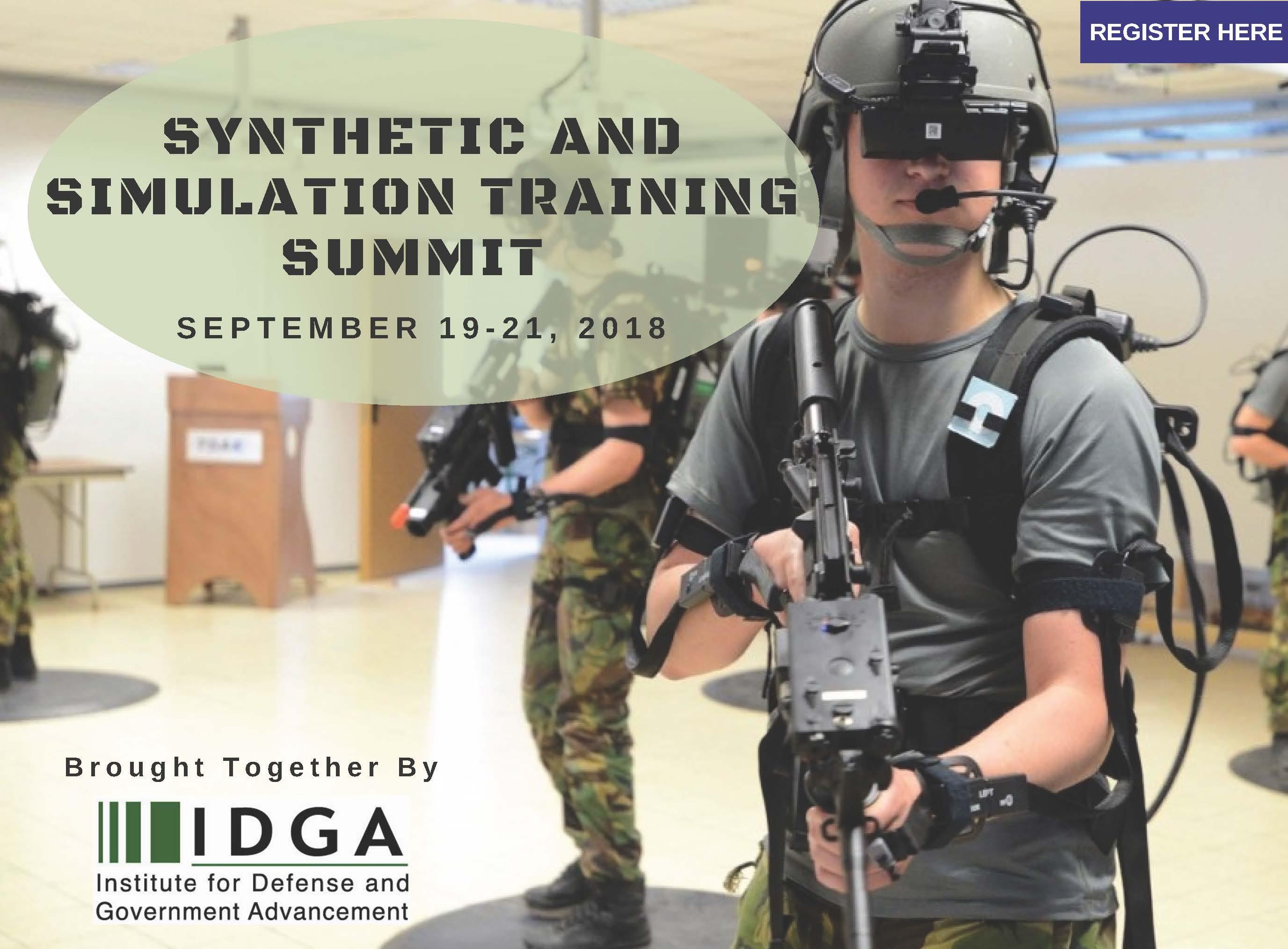Synthetic Training Agenda