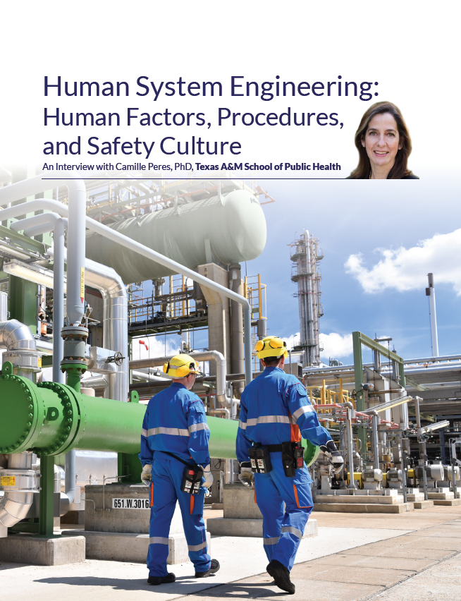Human System Engineering: Human Factors, Procedures, and Safety Culture