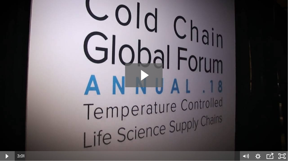 Cold Chain Global Forum Series Highlight Reel