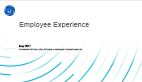 Using Analytics to Design, Measure, & Evaluate Employee Experience